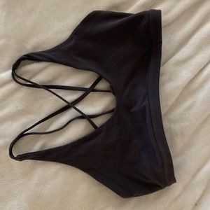 Free to be style, low cut front bra